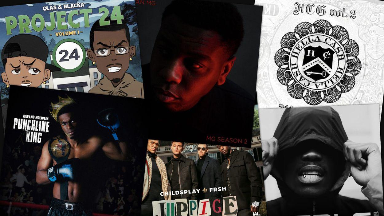 Afbeelding van Alle releases van week 9