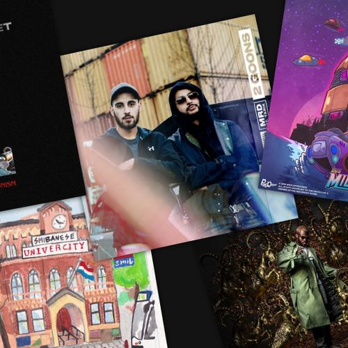 Afbeelding van Alle releases van week 4